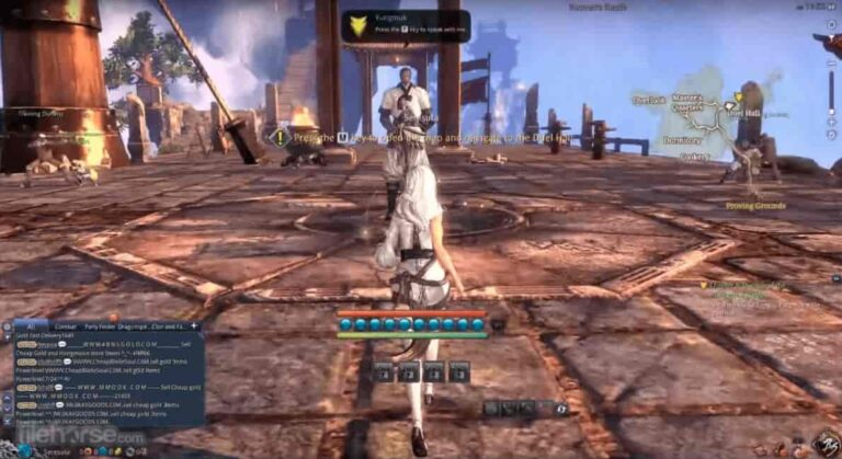 Blade And Soul Download