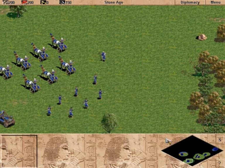 Age Of Empires 1 Free Download