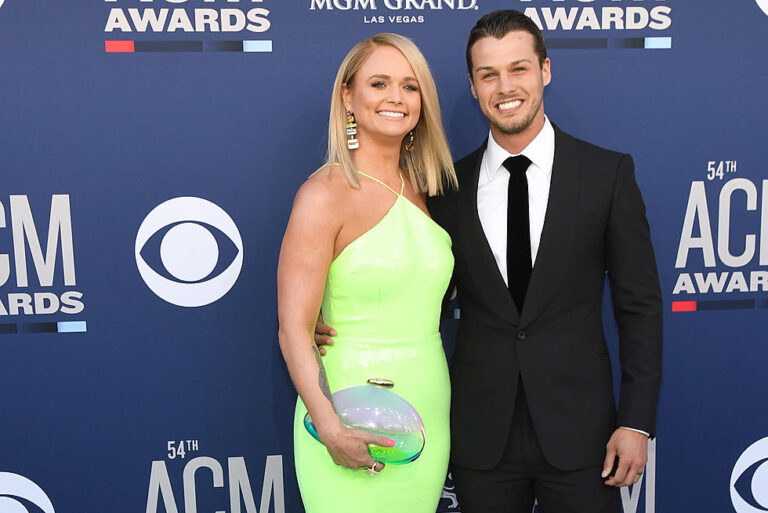 Miranda Lambert Goes 'Smooth and Sexy' in Plunging Gown