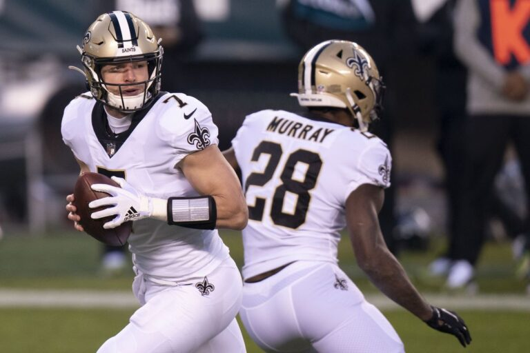 Saints sent in their apparition $140 million augmentation with Taysom Hill