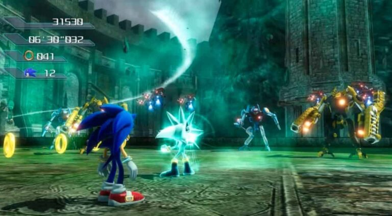 Sonic 06 Pc Download