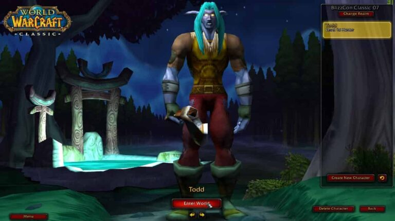 World Of Warcraft Classic Download