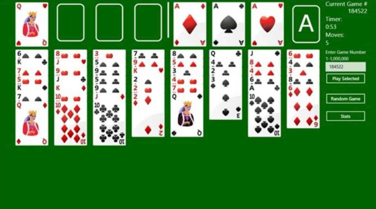 Freecell Solitaire Download Free