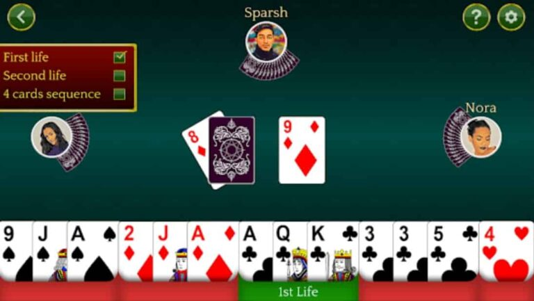 Rummy Card Game Free Download