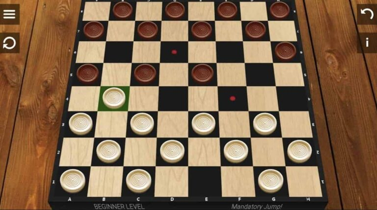 Checkers Game Download