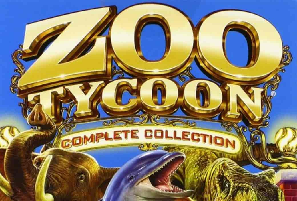 Zoo Tycoon Complete Collection Digital