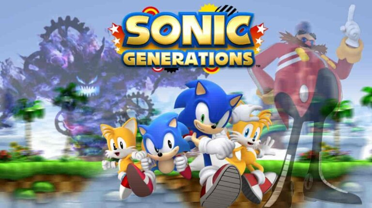 Sonic Generations Pc Download