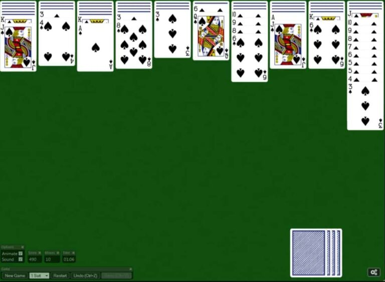 Solitaire Download Pc