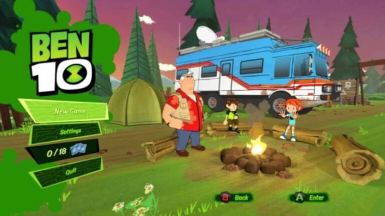 Ben 10 Game For Pc Download