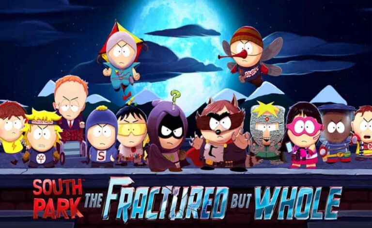 South Park Fractured But Whole Download